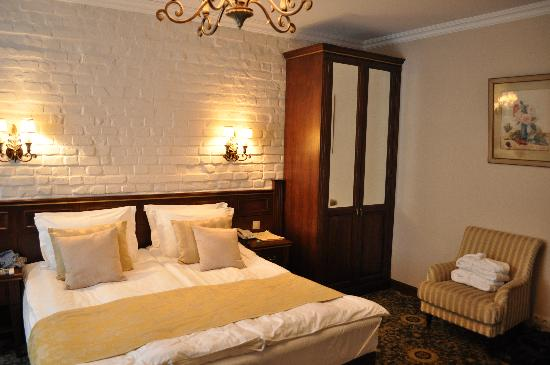 Tradition Hotel: Our room