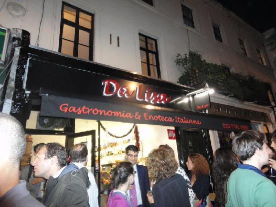 La Bottega in Kensington: Gloucester Road