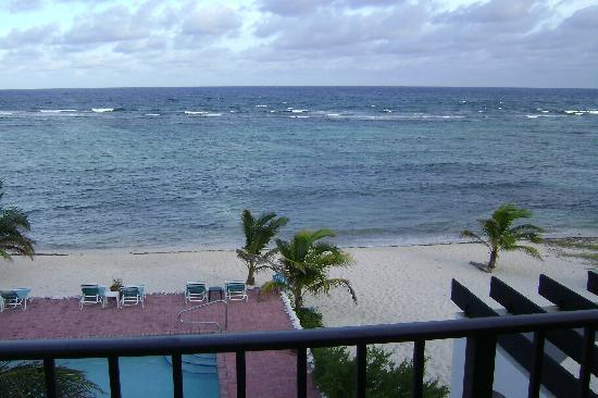 Bodden Town, Grand Cayman: Room with a view