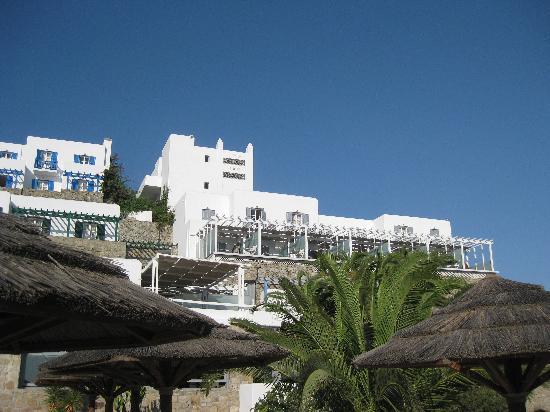 Myconian Ambassador Hotel & Thalasso Spa Center: HOTEL