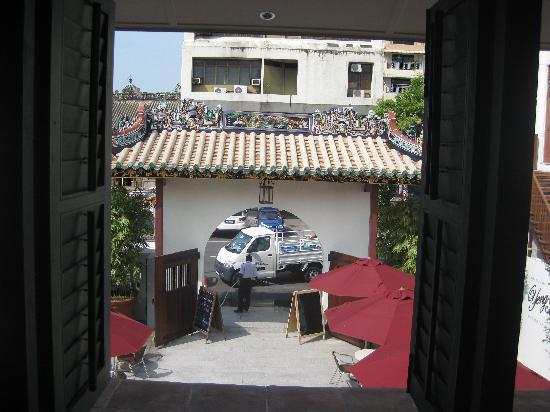 โรงแรมเยงเกงเปนัง: gate