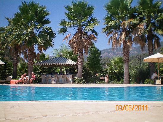 Dalyan Resort: perfect pool