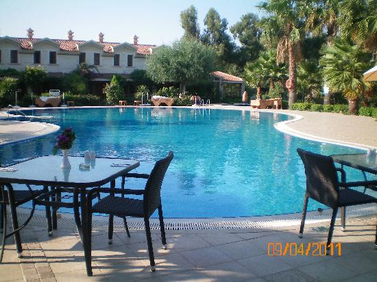 Dalyan Resort: view
