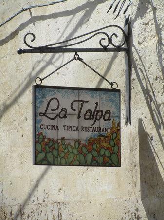 La Talpa: should be pretty