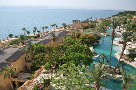 Kempinski Hotel Ishtar Dead Sea Kids Pool