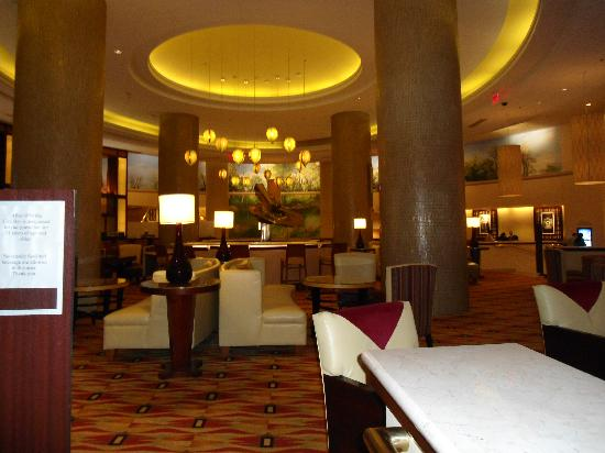 Philadelphia Marriott Downtown: lobby