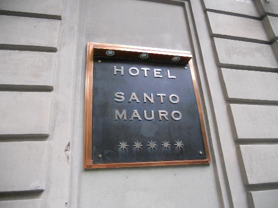 AC Santo Mauro, Autograph Collection: Sign