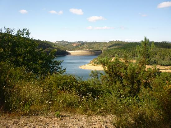 B&B Casa Bellavista: de dam van fronhas