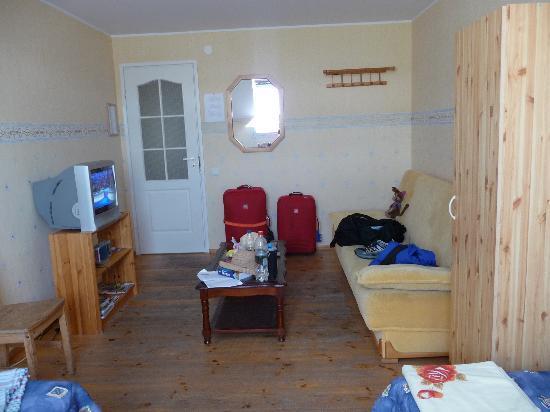 Muuli Hostel 1 : Sofa area