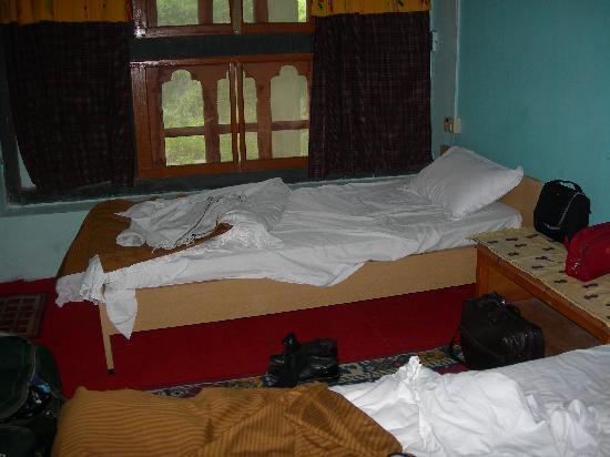 Druk Deothjung Hotel: notre chambre