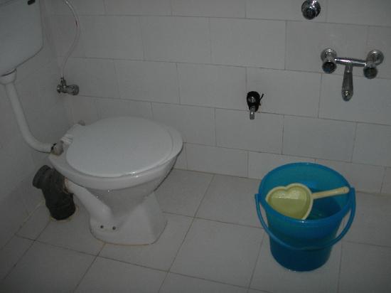 Druk Deothjung Hotel: la salle de bains
