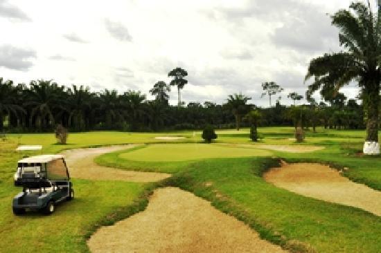 New Abirem, Ghana: Golf Course