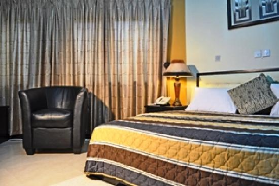 New Abirem, Gana: Guest Room