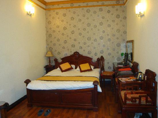 Prince Hotel: chambre standard