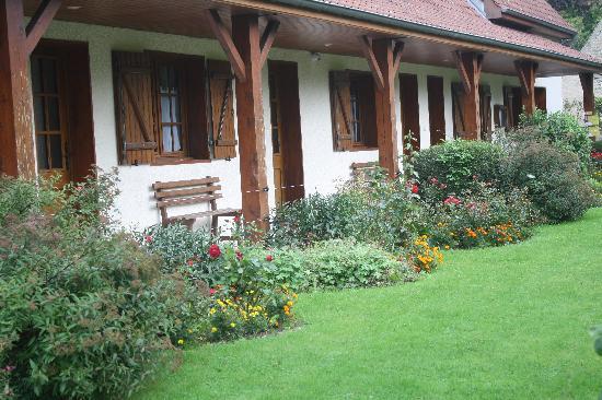 Hôtel Ferme de La Raterie : les chambres