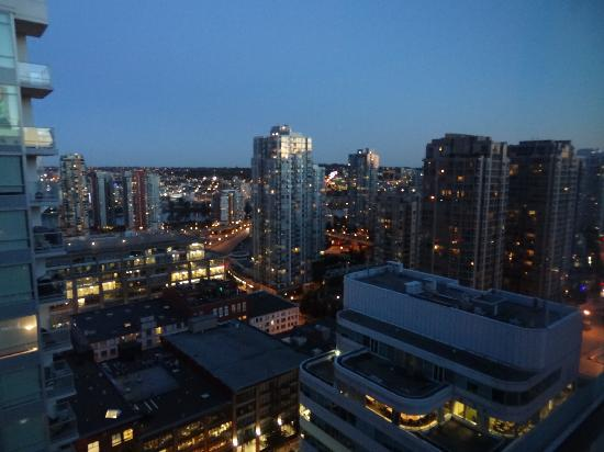Rosedale on Robson: View