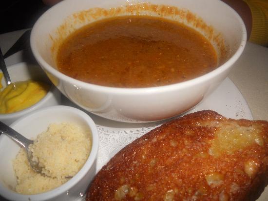 La Mangeoire: Provençale Style Fish Soup