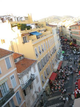 Hotel Solara: View from the balcony