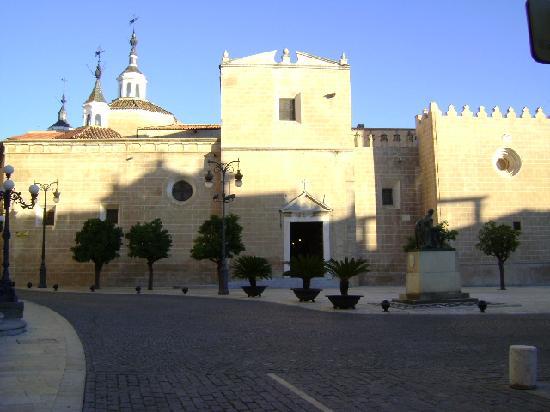 Badajoz.