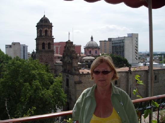 Santiago De Compostela: Great Location