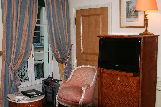 โรงแรมลักซัมเบิอร์ก พาร์ค: Room #22