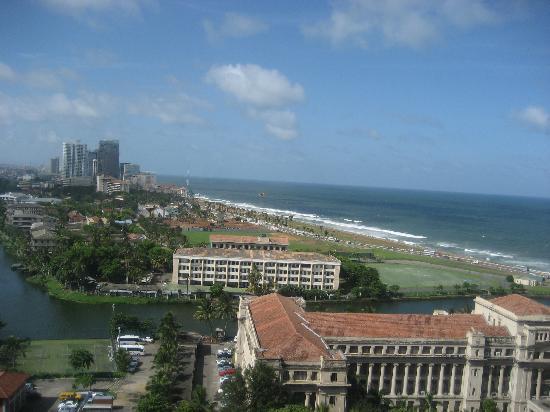 ฮิลตัน โคลัมโบ: View from the room