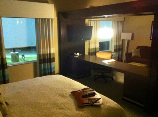 Hampton Inn & Suites Denison: Suite