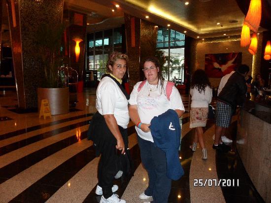 Hotel Riu Plaza Panama: lobyy