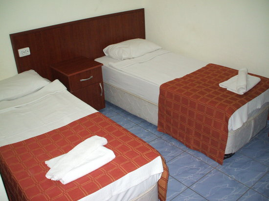Alta Park Hotel : Bedroom
