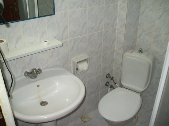 Alta Park Hotel: Bathroom
