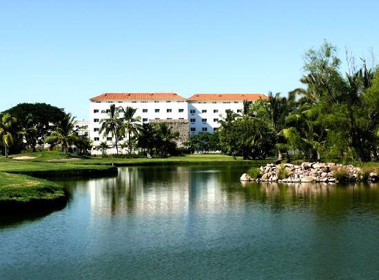Comfort Inn Puerto Vallarta: Bienvenidos! Vista Campo Golf