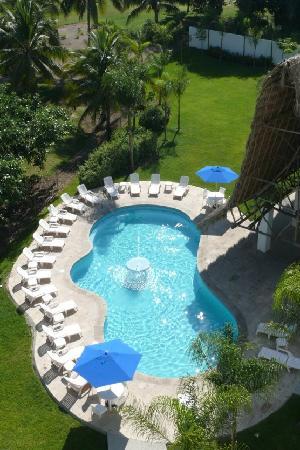 Comfort Inn Puerto Vallarta : Piscina al ire libre.