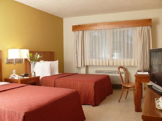 Comfort Inn Puerto Vallarta: Hab. Estandar Doble I