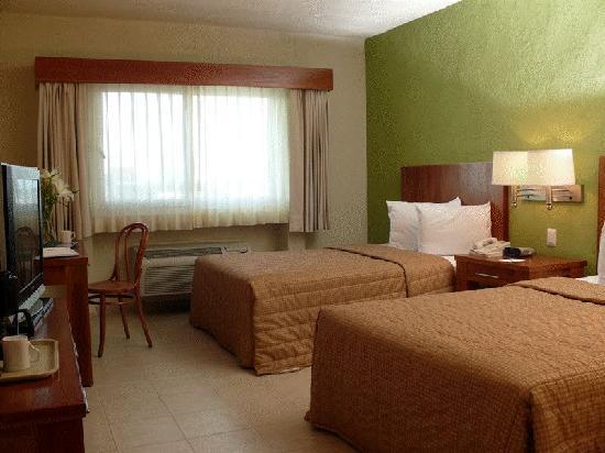 Comfort Inn Puerto Vallarta: Hab. Estandar Doble II
