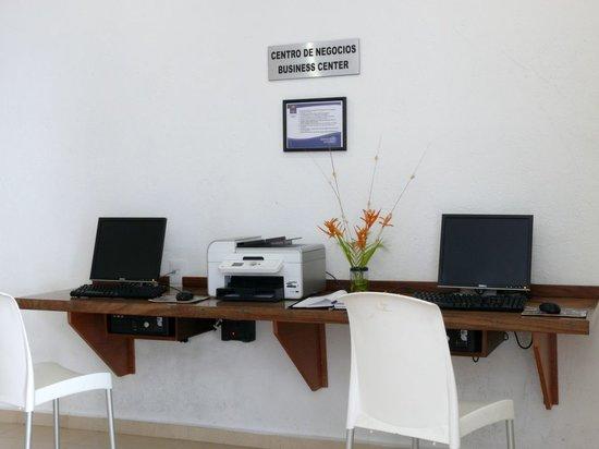 Comfort Inn Puerto Vallarta: Centro de Negocios