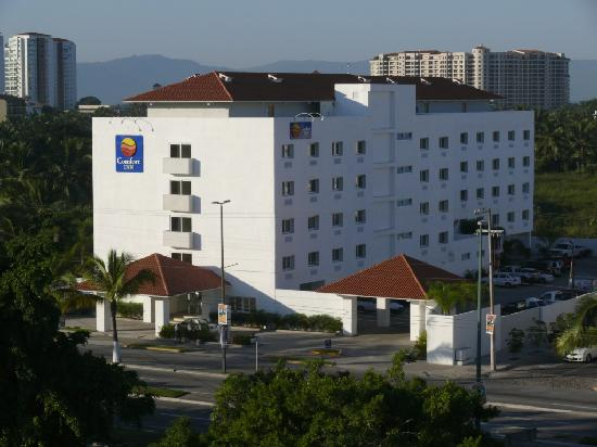 Comfort Inn Puerto Vallarta: Acceso Principal
