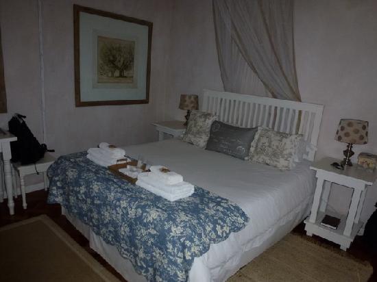 Petite Provence B&B: Notre chambre