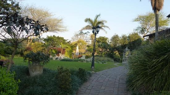 Petite Provence B&B: ENcore une vue sur le jardin