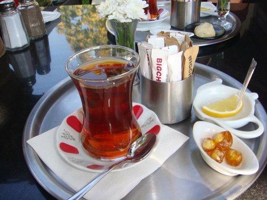 Bigchefs: turkish çay