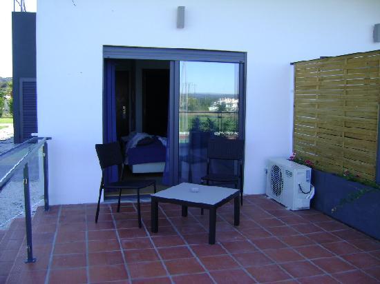 Casa Do Vale Terraza Habitación Doble évora Portugal