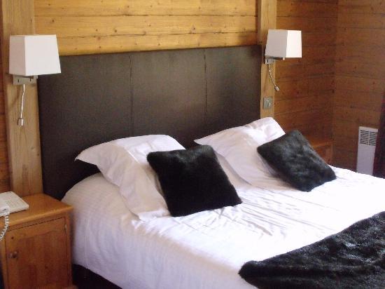 Hotel Beauregard : la chambre belle mais trop petite