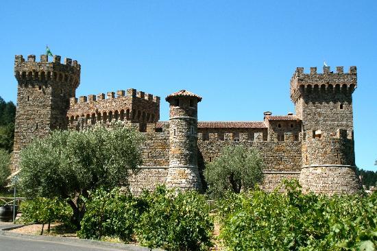 Castle Picture Of Castello Di Amorosa Calistoga