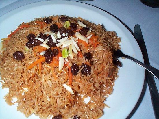 Kabul afghan cuisine restaurant 106 chestnut street in for Afghan cuisine restaurant
