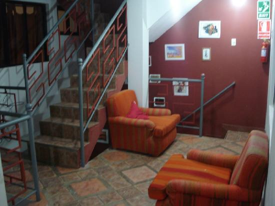 Supertramp Eco Hostel: Lounge