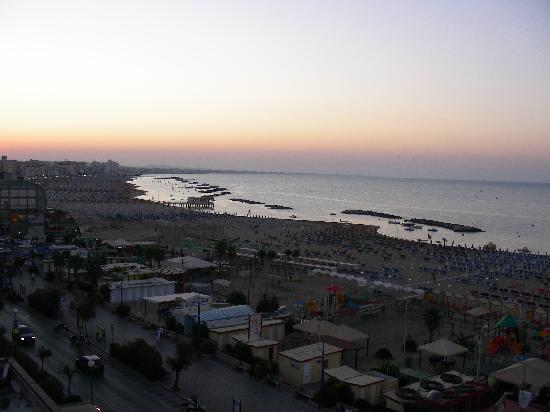 Hotel Nettuno: vista mare