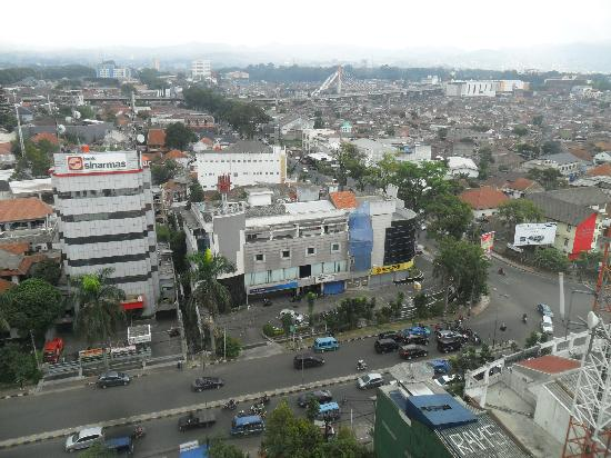 Novotel Bandung: View from room