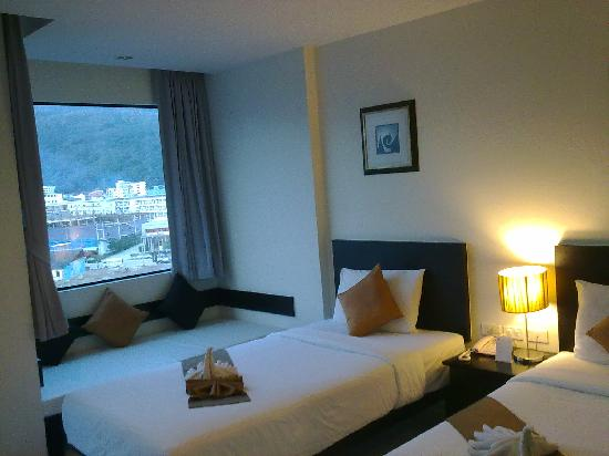 Patong Paradee Resort: Ambient Room