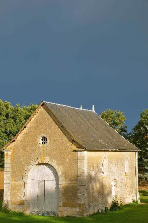 Chateau de Boiscoursier: vue chambre 1