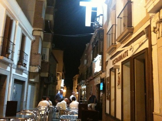 Restaurante El Alfarero : exterior