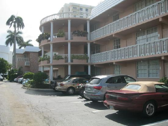 Coconut Bay Resort: Coconut Bay Building 1